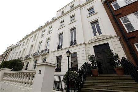 AMR's $30 million Townhouse in London
